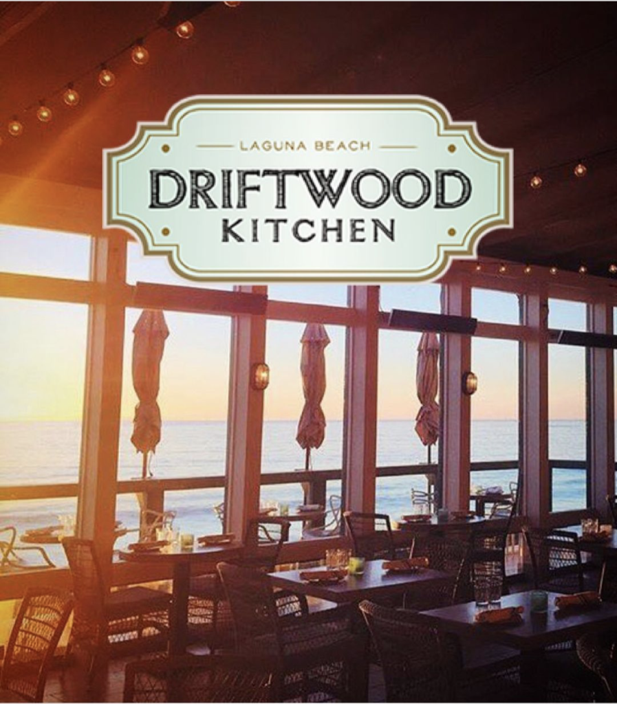 View from inside Driftwood Kitchen