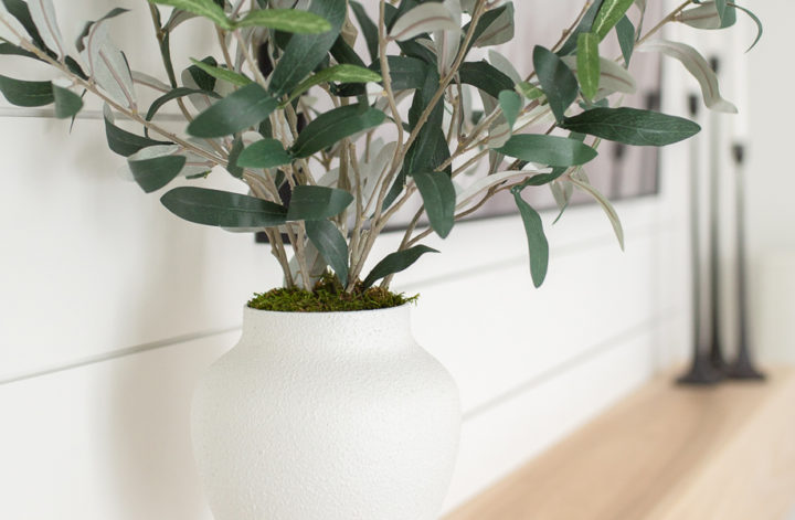 Recreate Studio McGee Olive pot with what I had